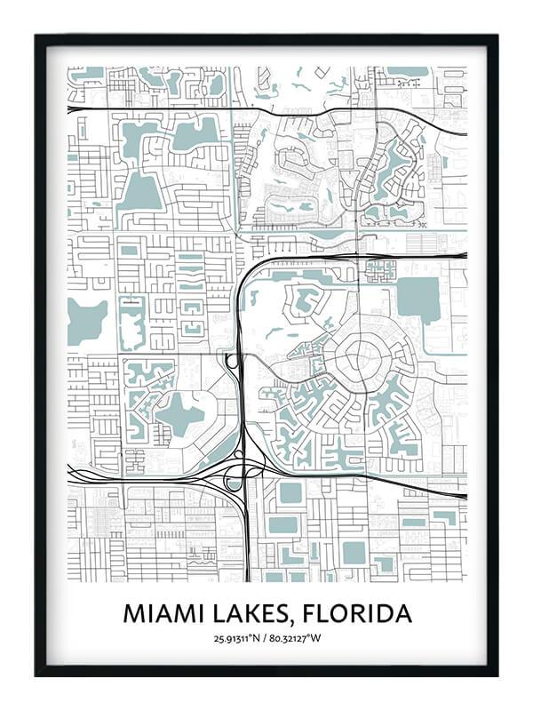 Miami Lakes poster