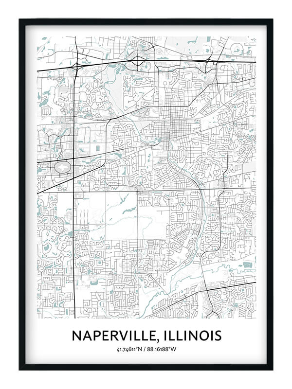 Naperville poster