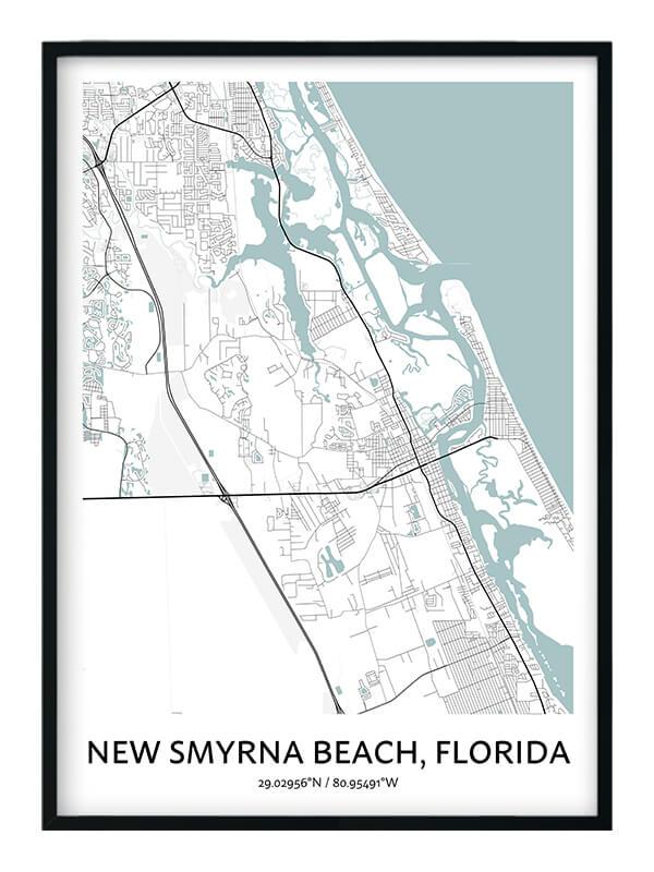 New Smyrna poster