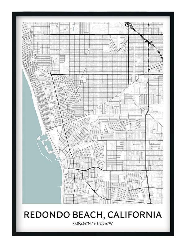 Redondo Beach poster