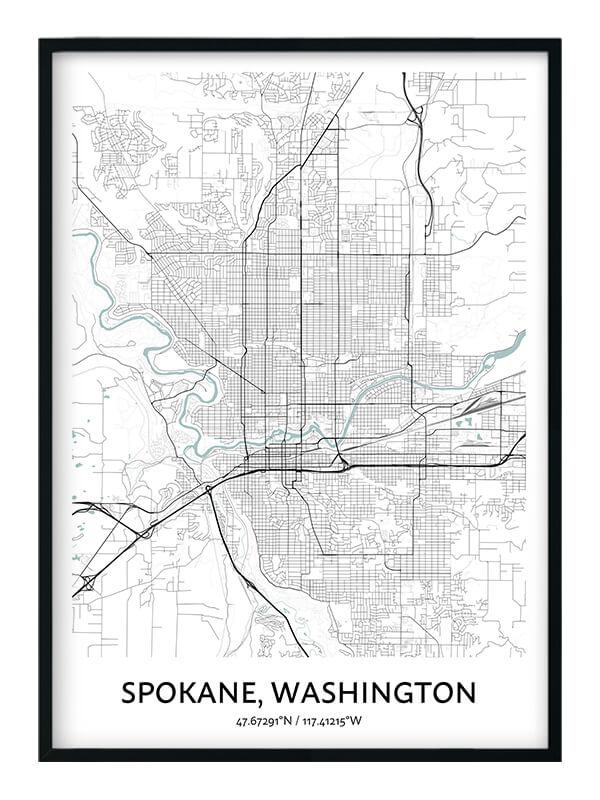 Spokane poster