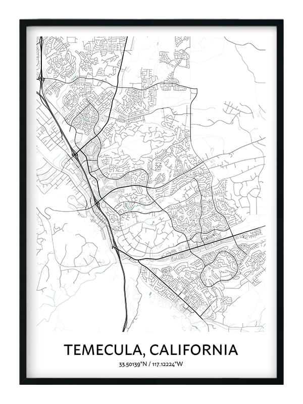 Temecula poster