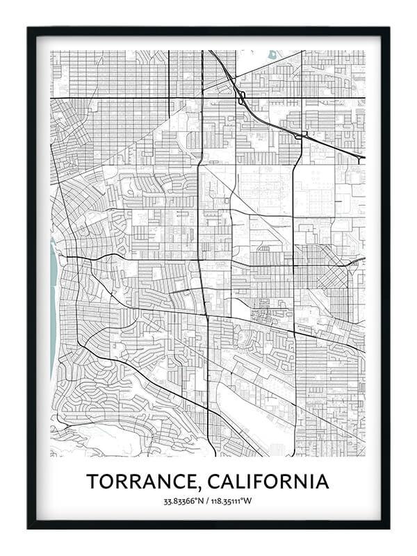 Torrance poster