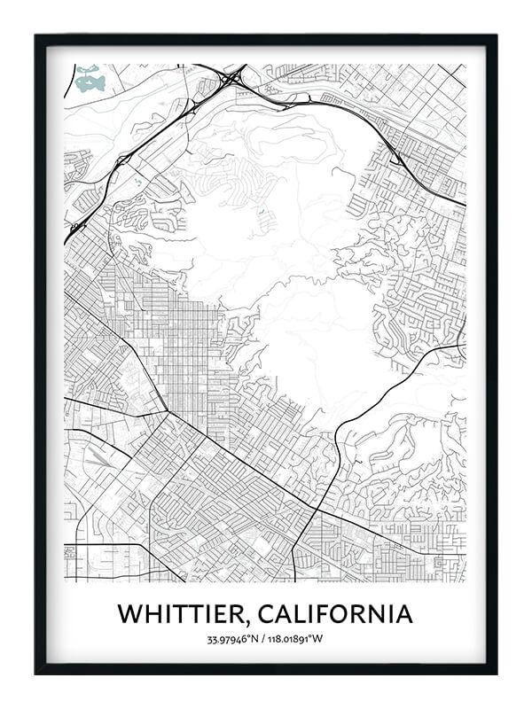 Whittier poster