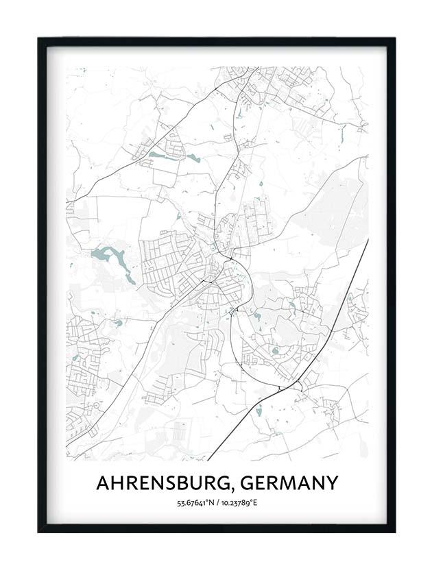 Ahrensburg poster
