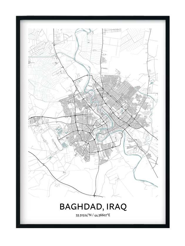 Baghdad poster