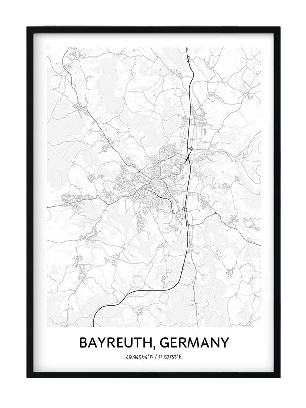 Bayreuth poster