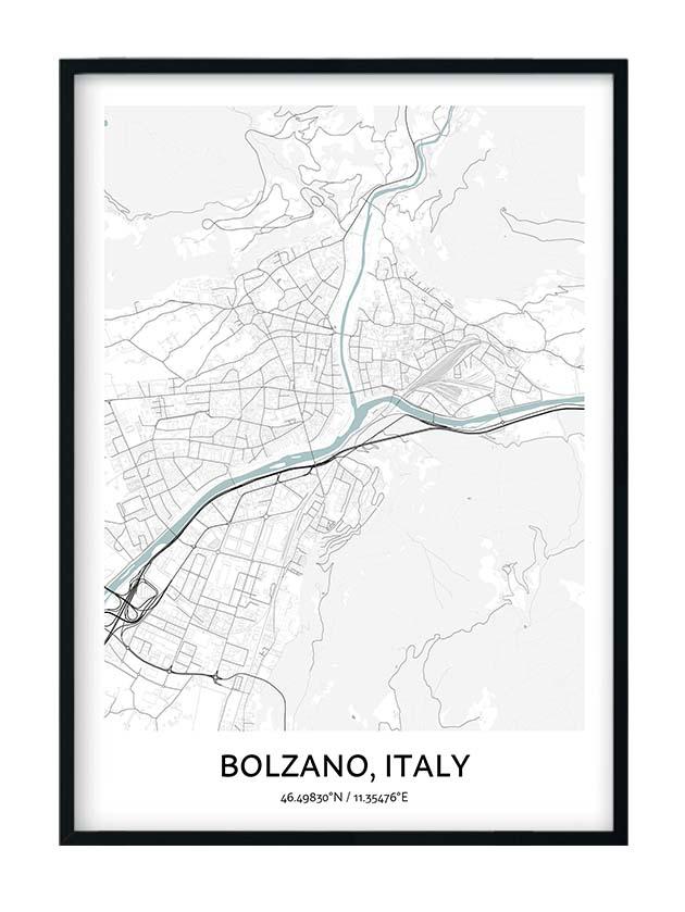 Bolzano poster