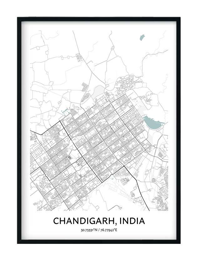 Chandigarh poster