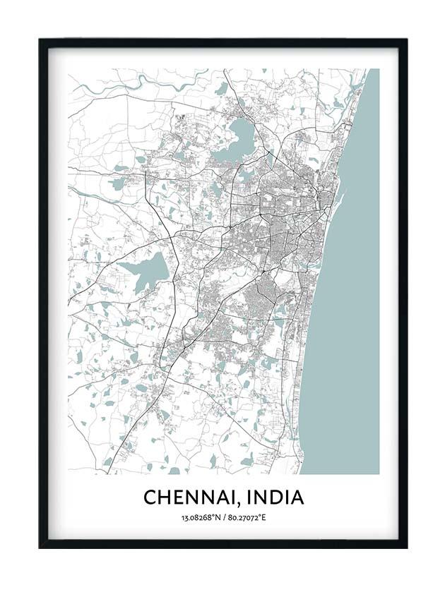 Chennai poster