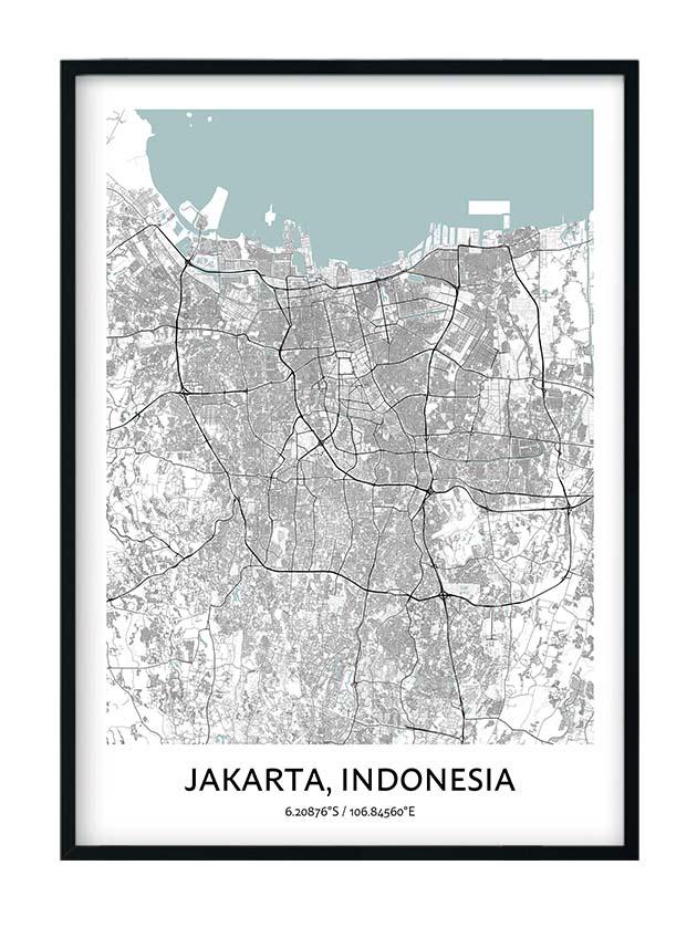 Jakarta poster