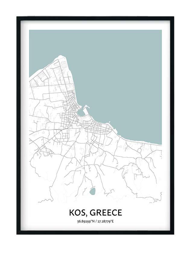 Kos poster