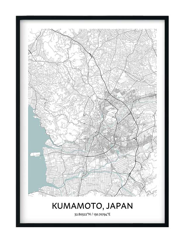 Kumamoto poster