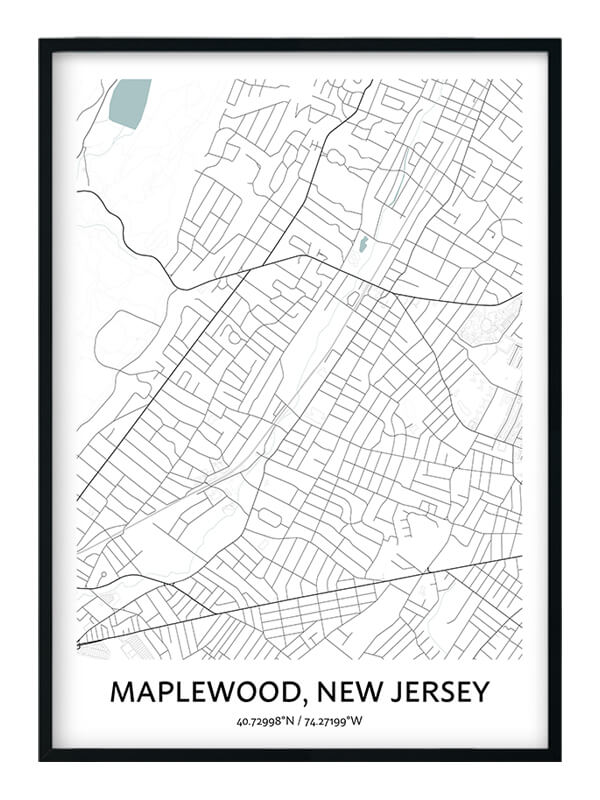 Maplewood poster