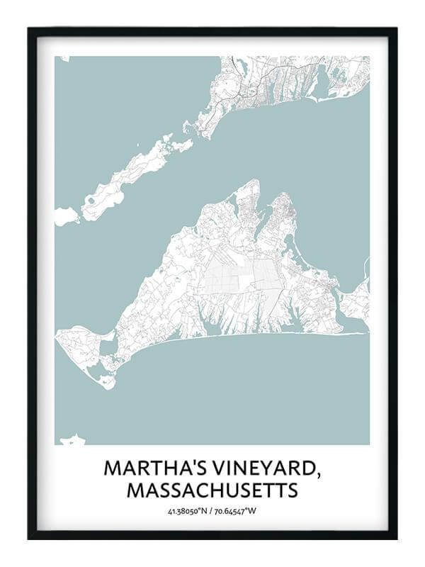 Martha's Vineyard poster