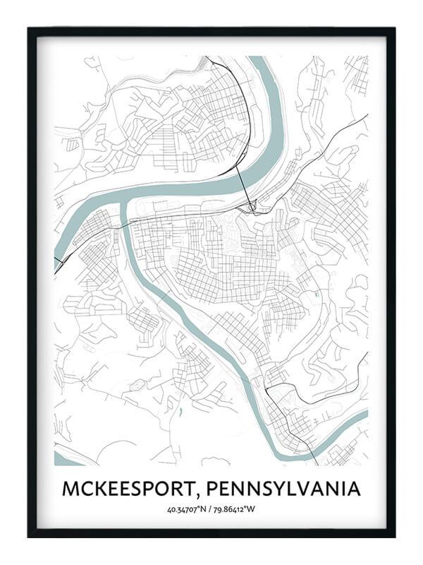 McKeesport poster