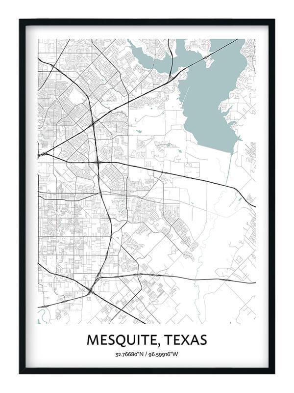 Mesquite poster