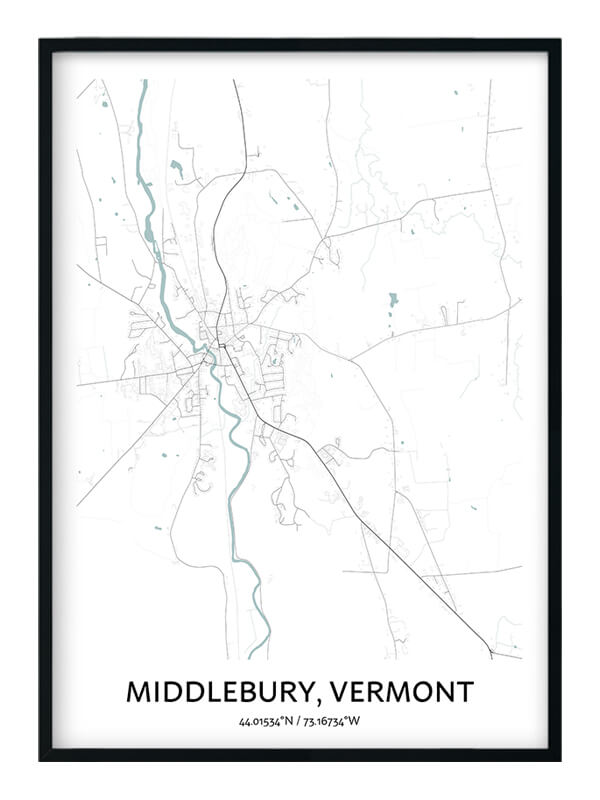 Middlebury poster