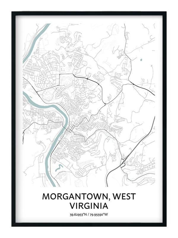 Morgantown poster
