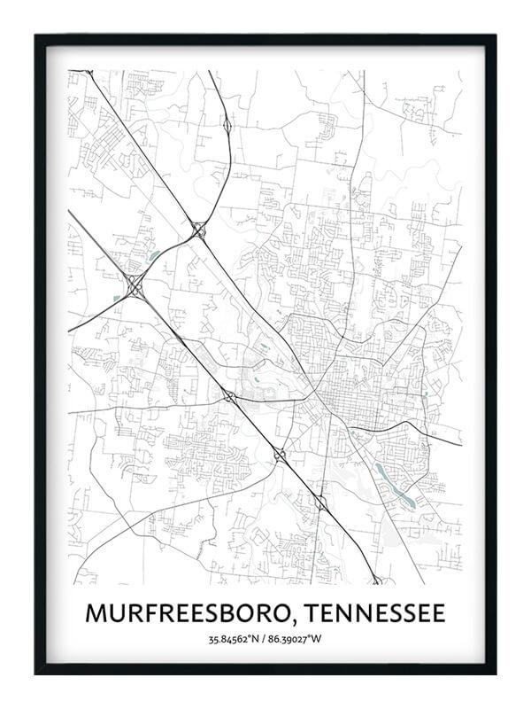 Murfreesboro poster