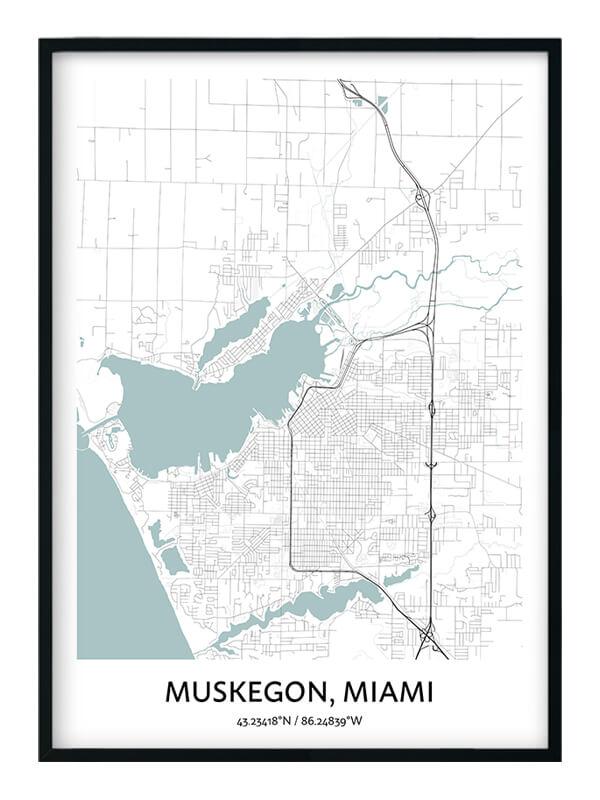 Muskegon poster
