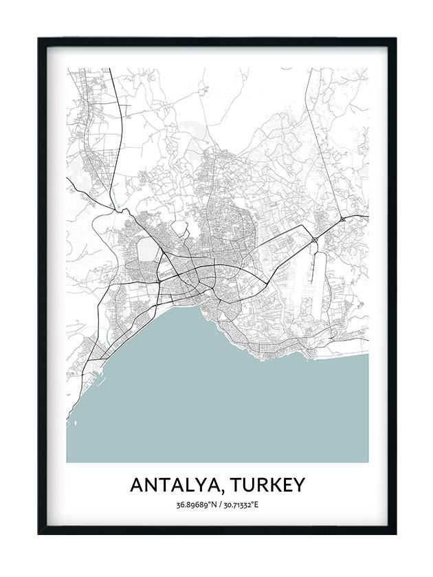 Antalya poster