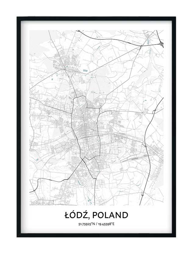 Lodz poster