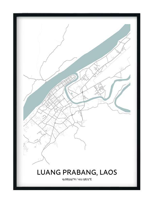 Luang Prabang poster
