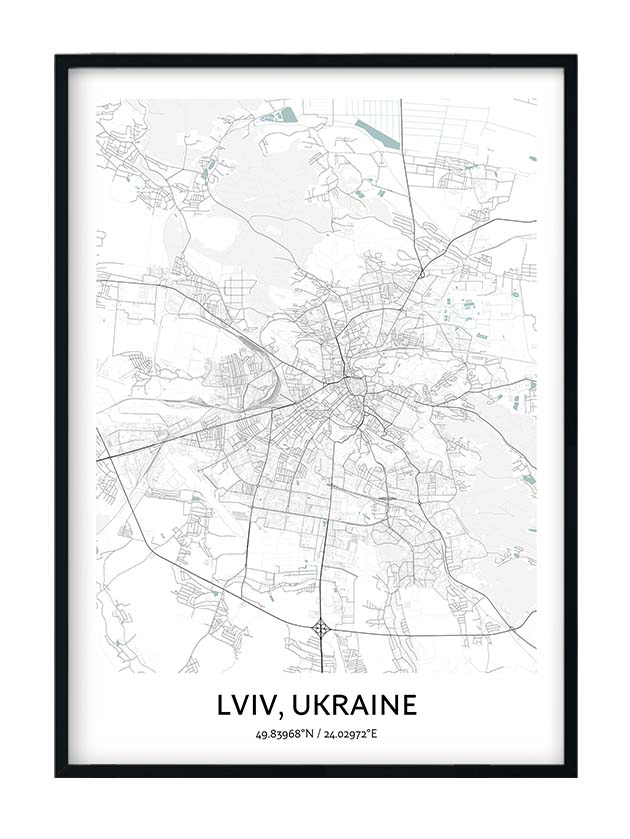Lviv poster