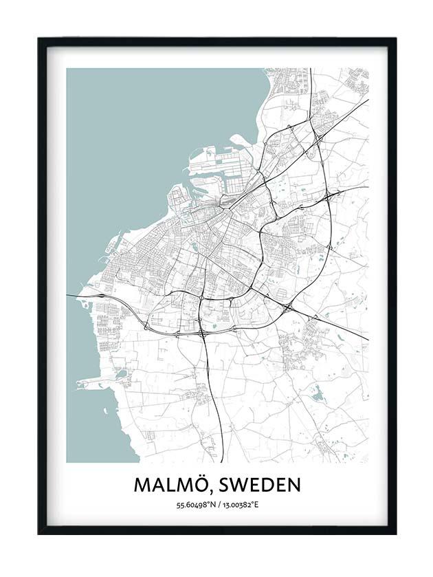 Malmo poster