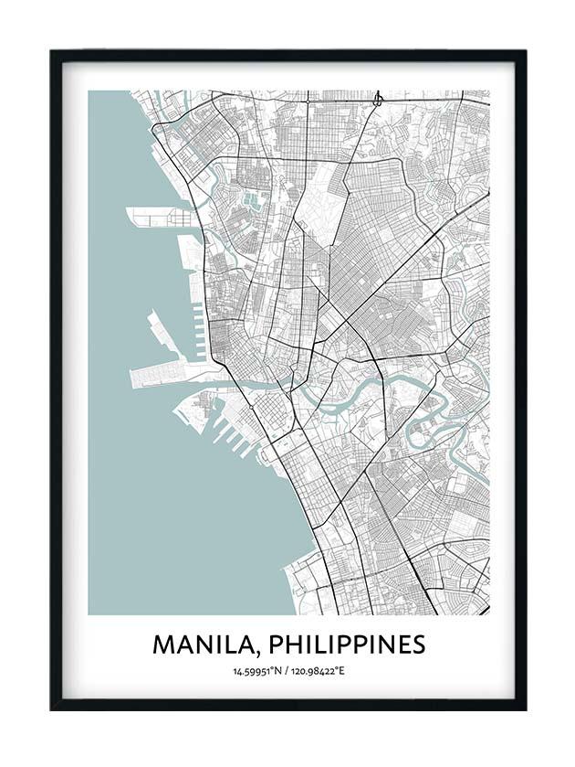Manila poster