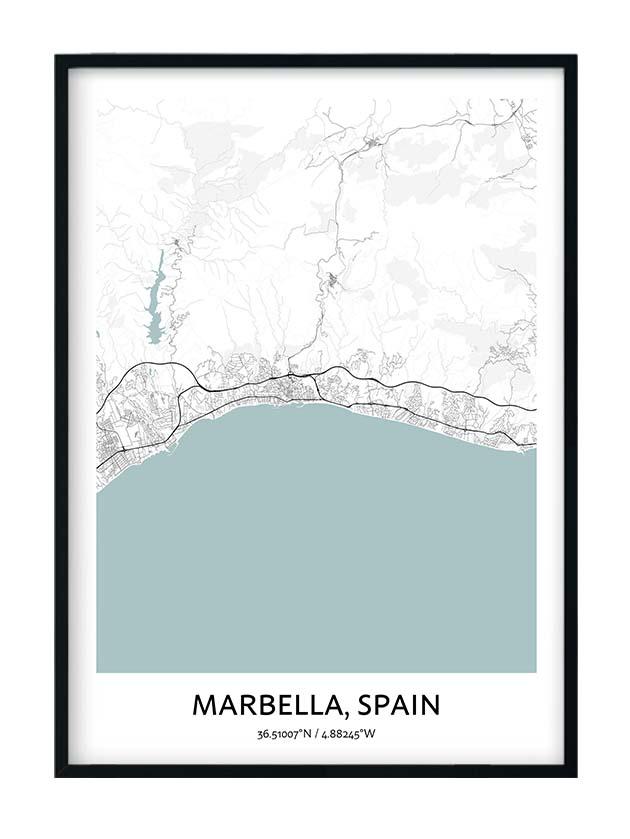Marbella poster