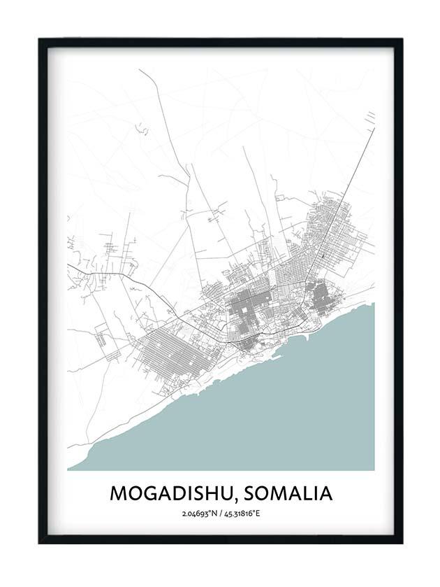 Mogadishu poster