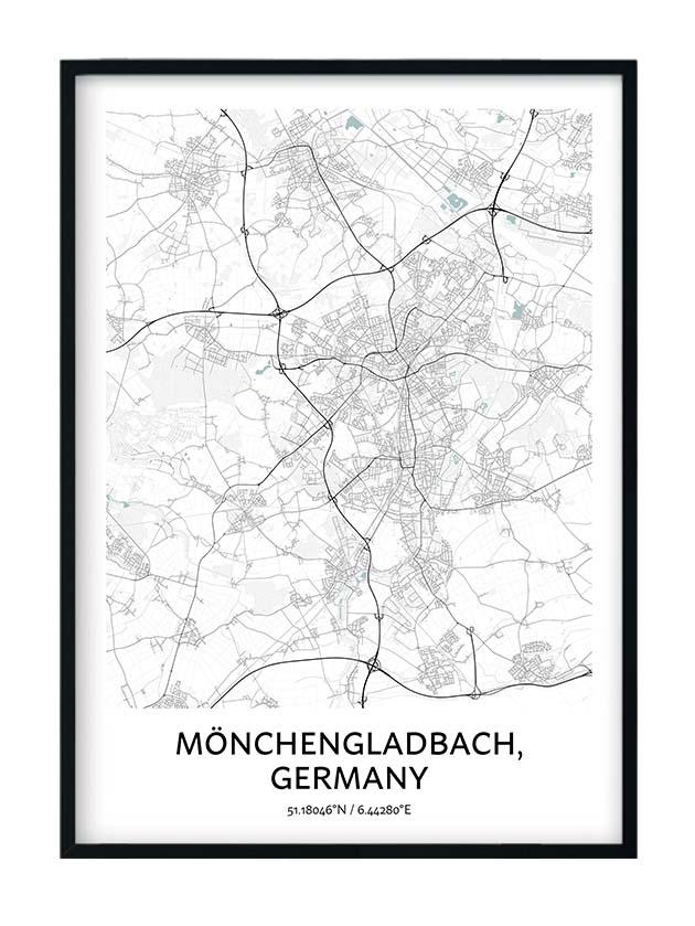 Monchengladbach poster