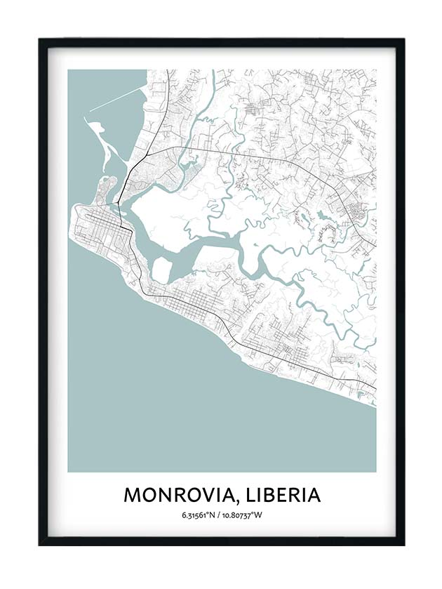 Monrovia poster