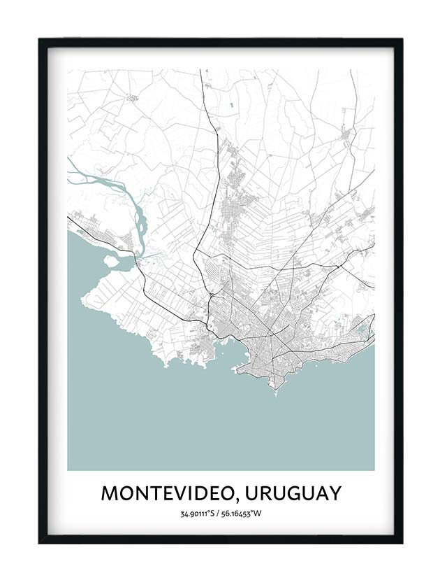 Montevideo poster