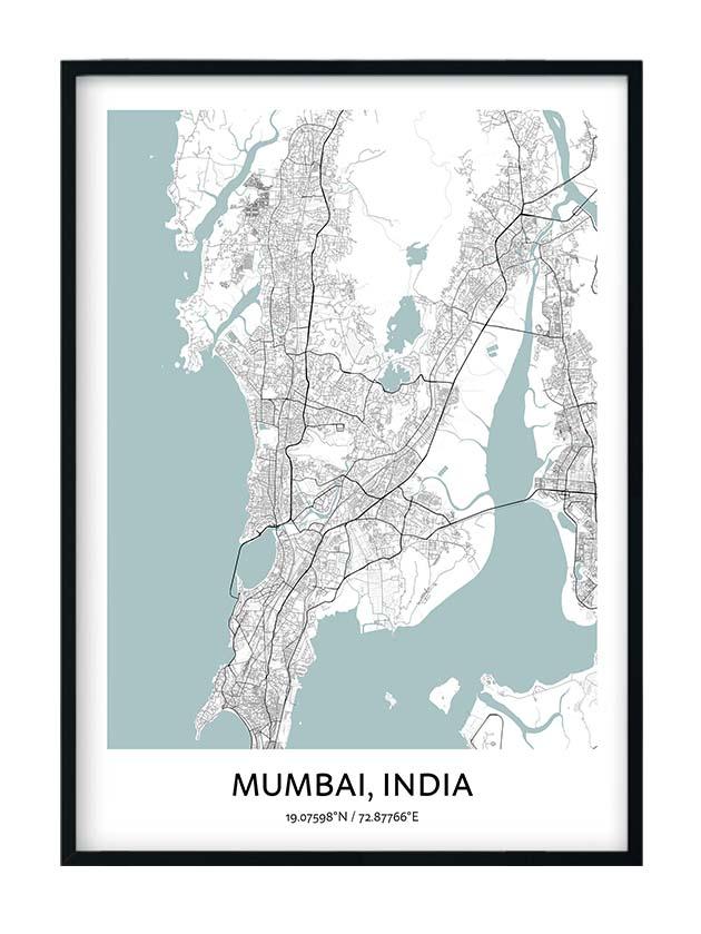 Mumbai poster