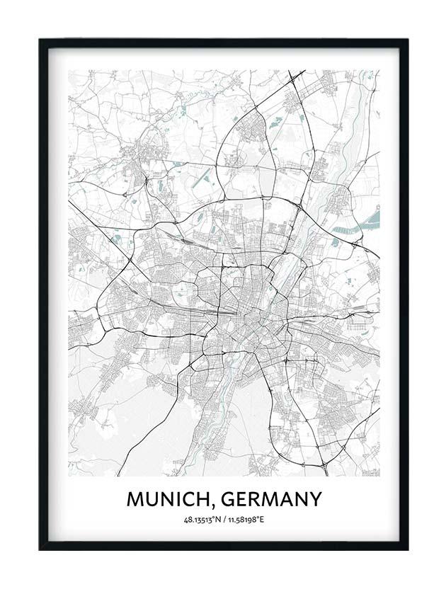Munich poster