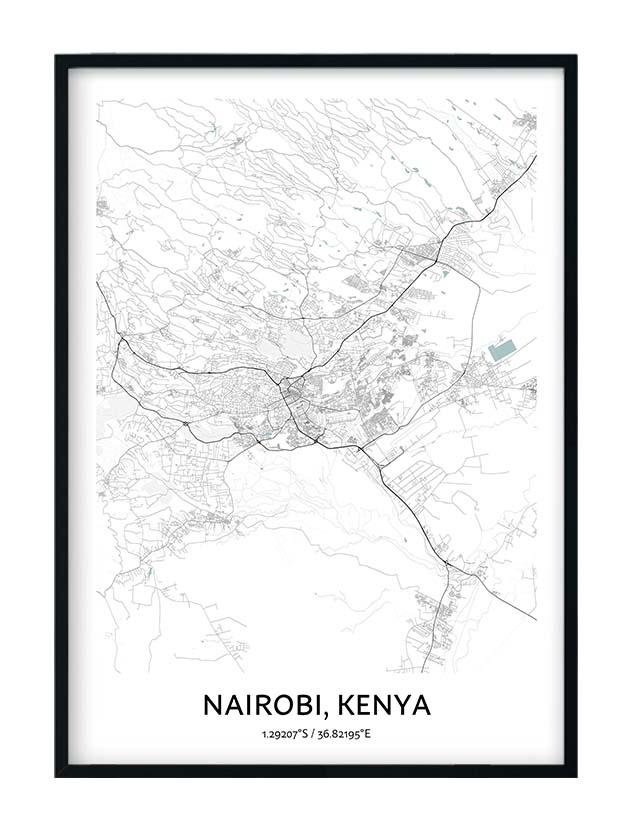 Nairobi poster
