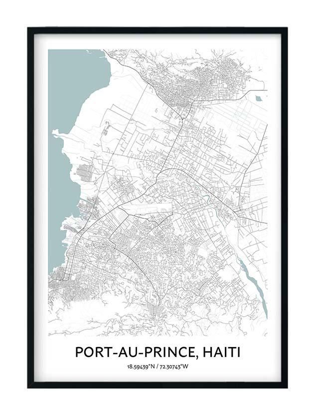 Port-Au-Prince poster