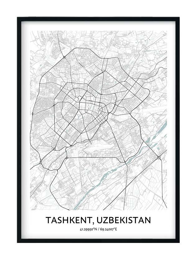 Tashkent poster