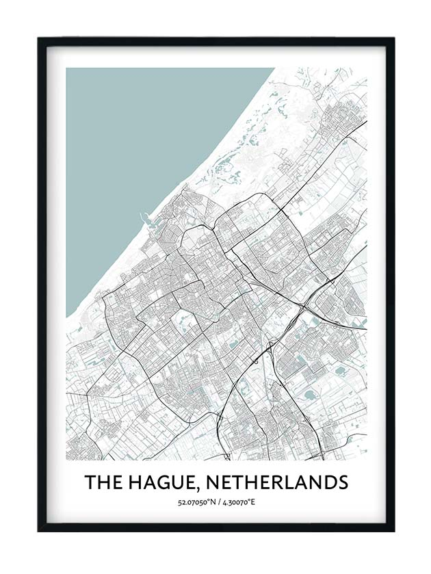 The Hague poster