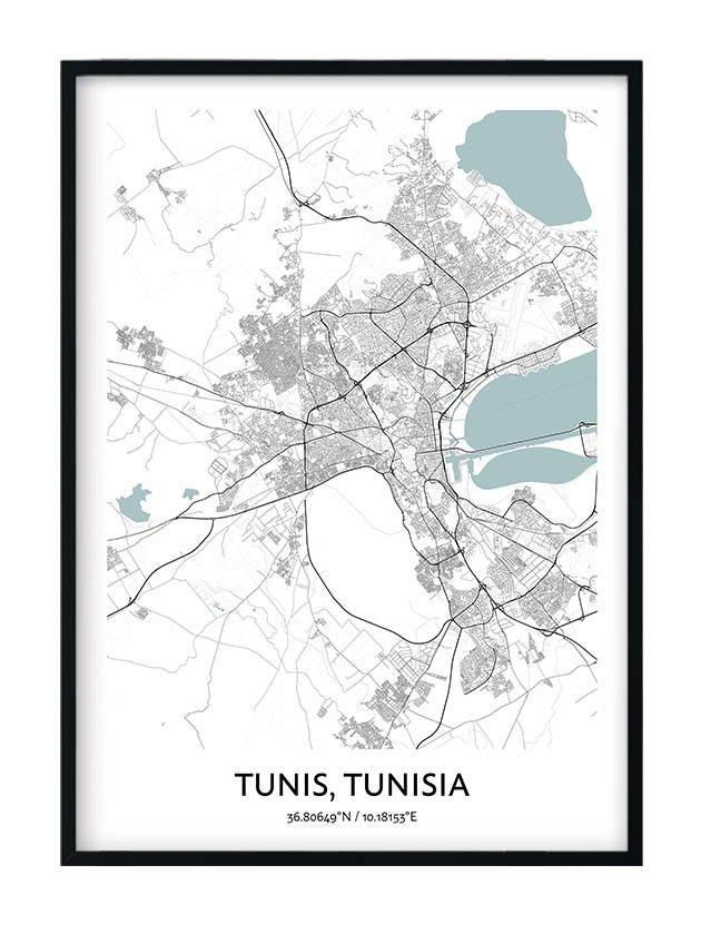 Tunis poster