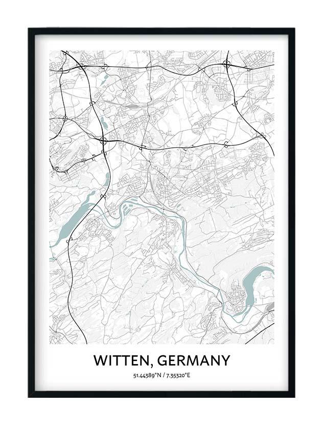 Witten poster