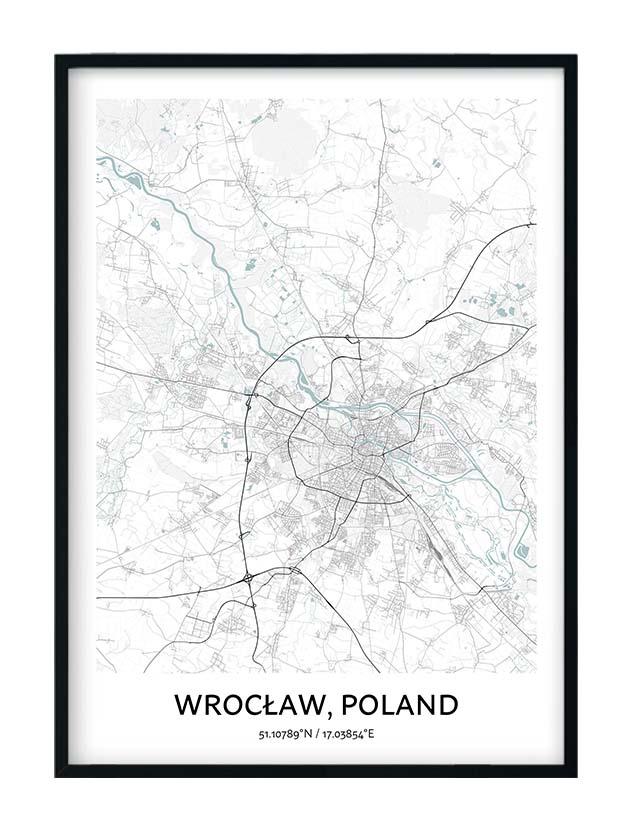 Wrocław poster