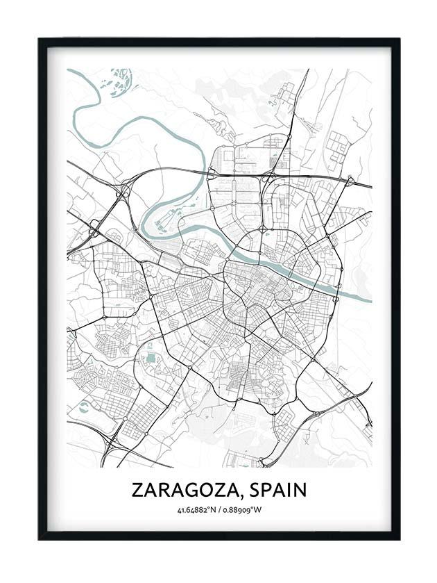 Zaragoza poster