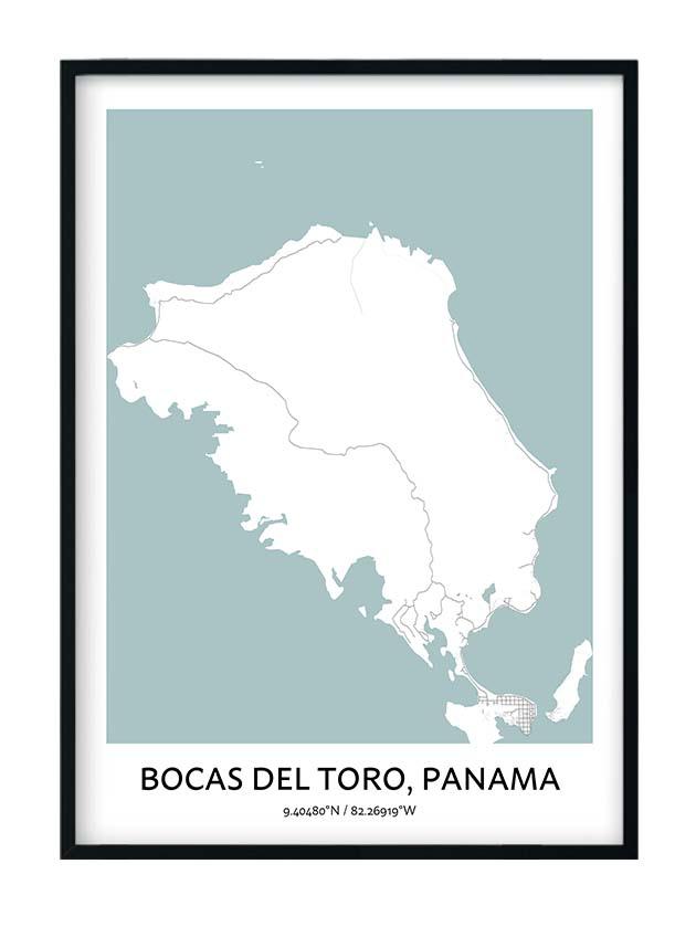 Bocas Del Toro poster