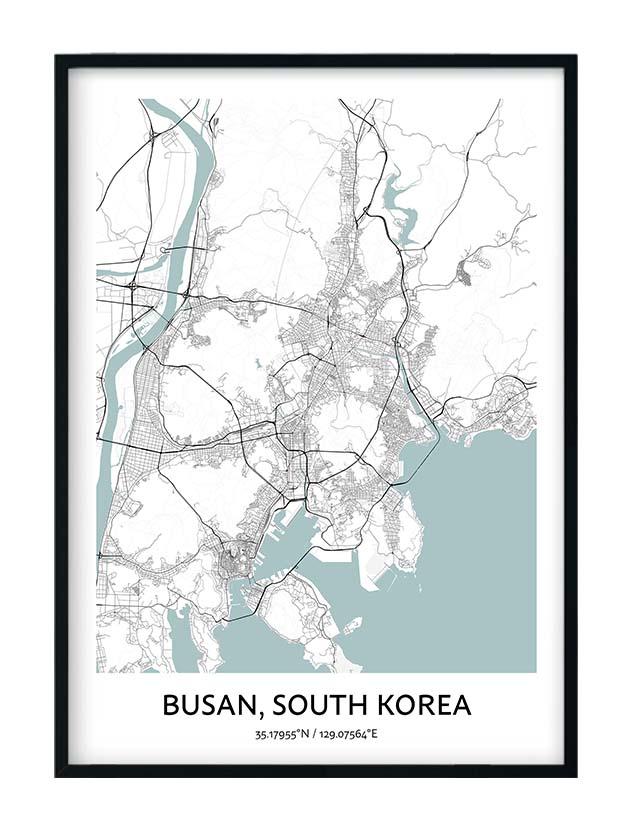 Busan poster
