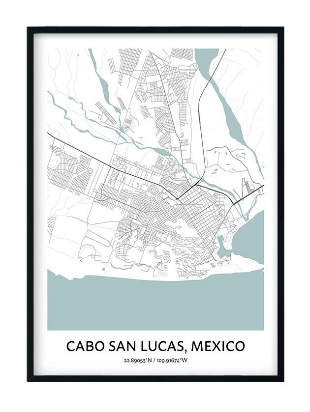 Cabo San Lucas poster