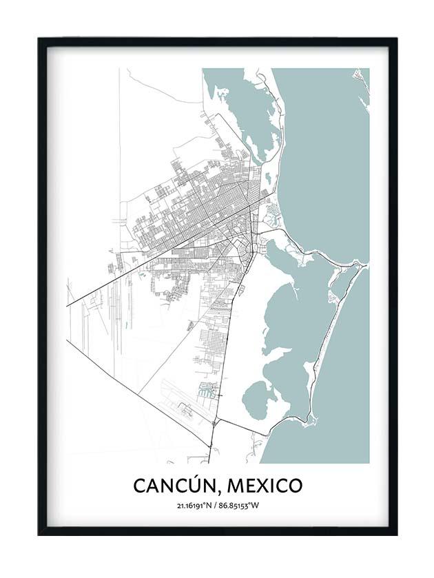 Cancun poster